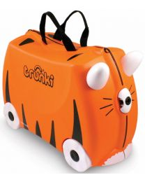 Trunki - Tipu Tiger - Ride-on und Reisekoffer - Orange