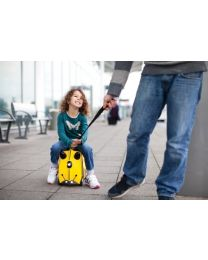 Trunki - Bernard Biene - Ride-on und Reisekoffer - Gelb