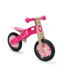 Scratch - Balance Bike S - Love Birds - Holz Laufrad