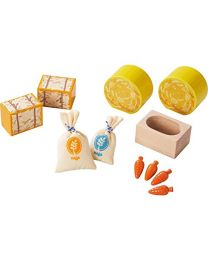 Haba - Little Friends - Spielset Pferdefutter