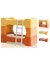 Magis Me Too - Kinderbett – Orange Bunky