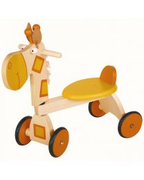 Scratch - Move-It 4-Wheel Walker Giraffe - Laufauto