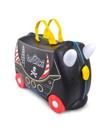 Trunki - Pedro Pirate - Ride-on und Reisekoffer - Schwarz