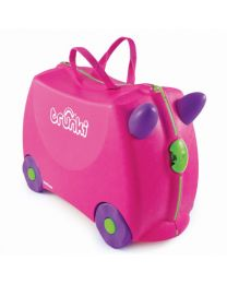 Trunki - Trixie Rosa - Ride-on und Reisekoffer - Rosa
